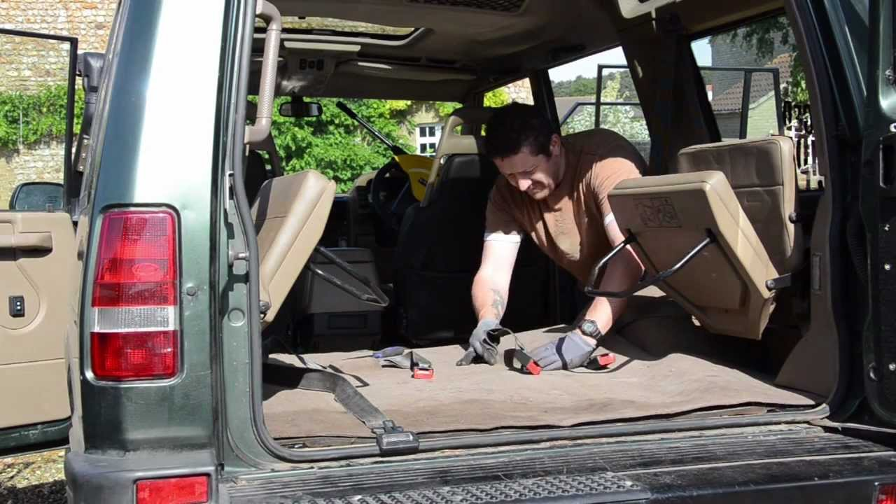 How To Repair Land Rover Discovery Floor Youtube