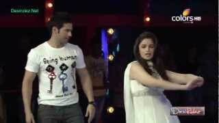 Karan Johar Dancing On The Song Radha From Movie Student
