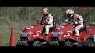 Marquez ve Pedrosa ile Farklı Bir Yarış!