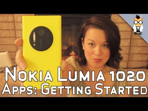 Nokia Lumia 1020 - Must have apps for Windows Phone Starters