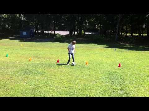 Slow Motion Football - Sensory and Visual Ball