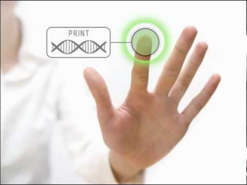 3d printing living things DNA by Cambrian Genomics at SemiSynBio