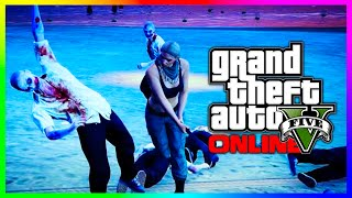"""GTA 5 Online """"Patch 1.18"""" Thoughts, Halloween Ideas & MORE"""