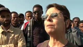 Where Is The UN? More Than 30,000 African Refugee Protest