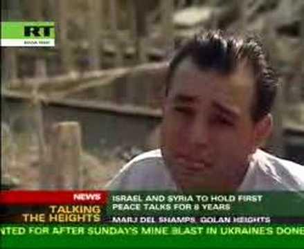 Mordechai Kedar about the Golan and the Druze