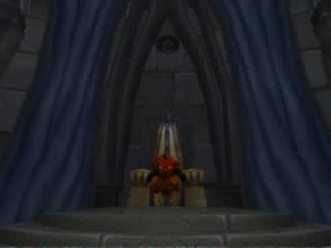 "WoW - This is Halloween, Clips from the World of Warcraft Hallow's End event, edited to Marilyn Manson's ""This is Halloween"" Starring Pindleskin of Emerald Dream."