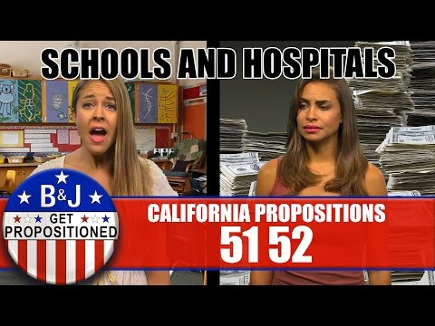 Props 51/52: Schools and Hospitals