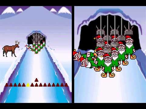 Elf Bowling 1 & 2 - 1st Time Playing - User video