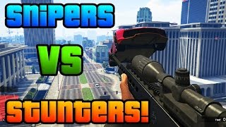 GTA Online: Best Custom Game Mode In GTA 5 Snipers Vs