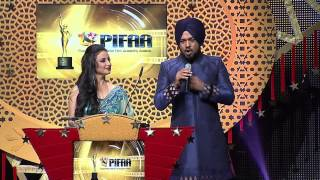 Divya Dutta And Gurpreet Ghuggi LIVE Performance PIFAA