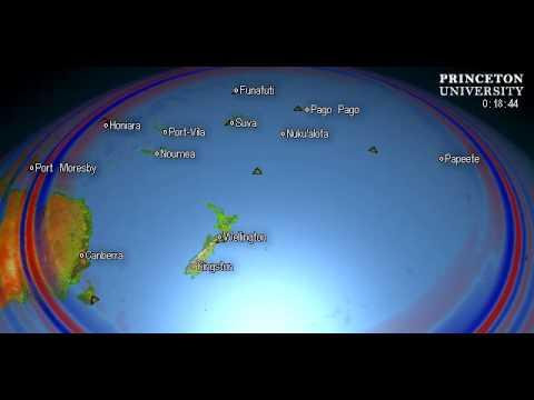 Magnitude 6.4 Quake, KERMADEC ISLANDS REGION