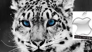 Como Descargar E Instalar Mac OS X Snow Leopard
