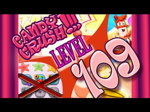How To Win Level 109 Candy Crush