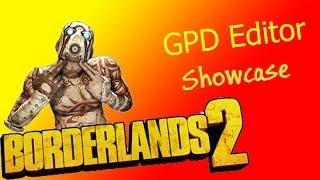 Borderlands 2 GPD Editor (Max Golden Keys, Unlock All