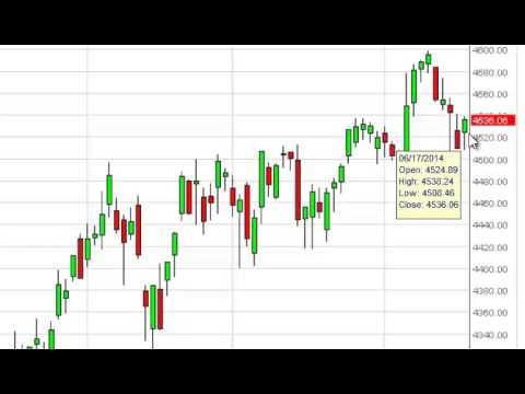 CAC 40 Technical Analysis for June 18, 2014 by FXEmpire.com
