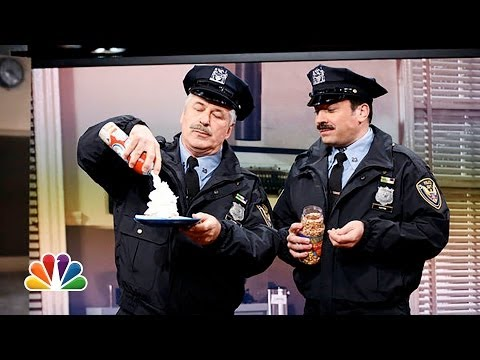 Jimmy Fallon & Alec Baldwin's 80's Cop Show