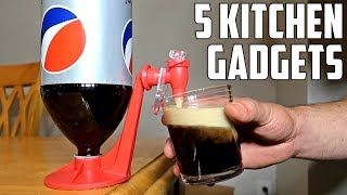 5 AWESOME Kitchen Hacks & Gadgets You Must Try!