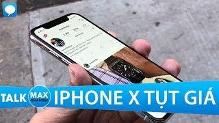"""iPhone X v� Việt Nam: giá tụt như """"tụt quần"""", gặp lỗi nghiêm tr�ng…"""
