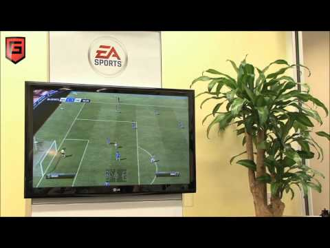 FIFA 12 Первое видео геймплея HD