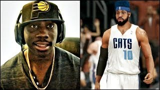 NBA 2k14 MyCAREER Playoffs PS4 ECSF 7 FaceCam Bridges