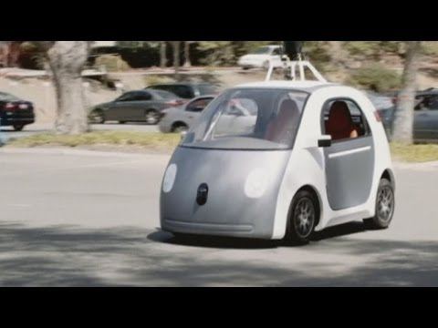 Google unveils the driverless car