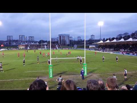 Jonny Wilkinson Scoring a Penalty