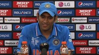 IANS : M S Dhoni on his retirement & team performance in WC