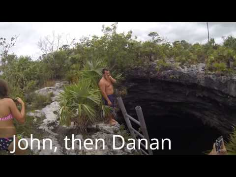 Adventure! - Freeport, Bahamas, Owl's Hole