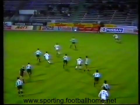 17J :: V. Setúbal - 1 x Sporting - 1 de 1989/1990