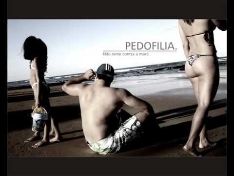 Pedofilia. Não reme contra a maré.