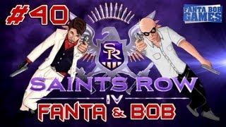 Fanta Et Bob Dans SAINTS ROW 4 Ep. 40
