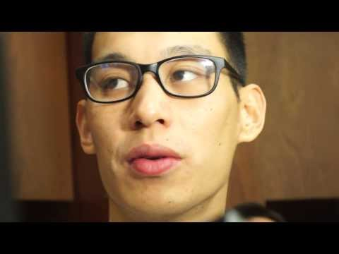 Jeremy Lin Interview after Houston Rockets beat Denver Nuggets 122-111