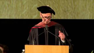 John Waters Commencement Speach