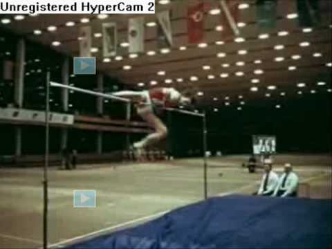 Vladimir Yashchenko (part 2) - worlds greatest high jump talent ever - Straddle