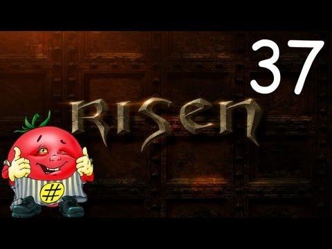 Прохождение Risen: 37я часть [Оборона монастыря]