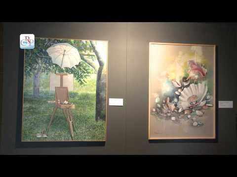 18 anni di pittura a Torino