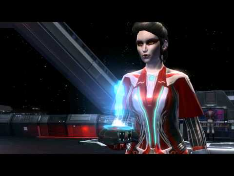 Star Wars: The Old Republic - Bounty Hunter class trailer
