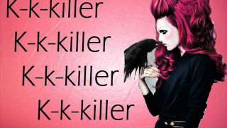 Jeffree Star I'm In Love (with A Killer) Lyrics.wmv