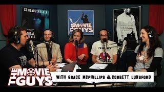 THE MOVIE SHOWCAST - I SAY TOMATO, YOU SAY SABOTAGE (w/Grace...