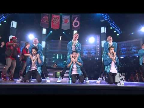 ICONic Boyz ABDC6 compilation Part 2