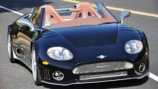 Spyker C8 Spyder - In Action