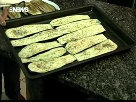 Como Fazer Uma Deliciosa Lasanha De Berinjela