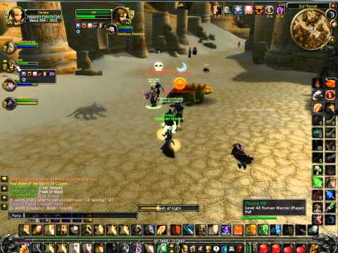 ZF Run Zul'Farrak wow vanilla emerald dream private server [5/7]