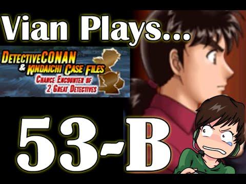 Detective Conan and Kindaichi Case Files (53-B)