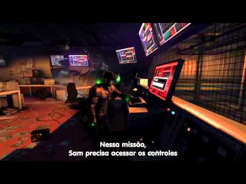 Tom Clancy\'s Splinter Cell: Blacklist - Gameplay