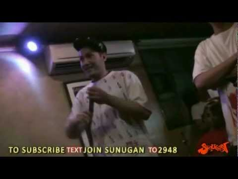 1st SUNUGAN EVER- LOONIE vs DATU part 2 ** CLASSIC BATTLE IN SAGUIJO Jan. 2010**