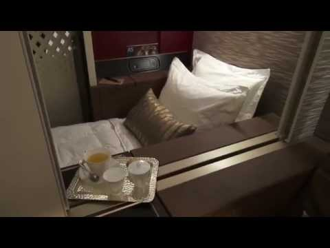 Etihad Airways unveil their new cabin upgrades