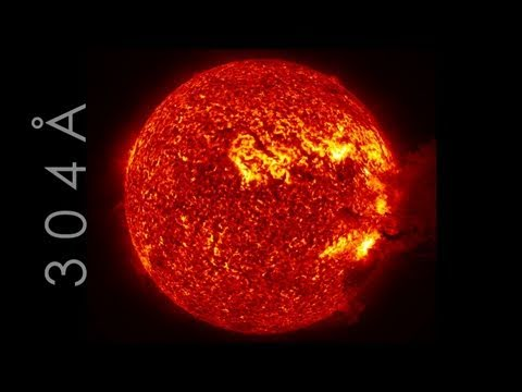 NASA | Massive Solar Eruption Close-up