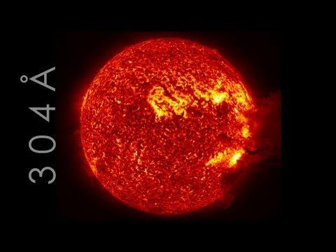 NASA | Massive Solar Eruption Close-up