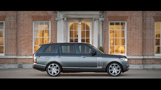 Range Rover SVAutobiography: The most luxurious Land Rover ever